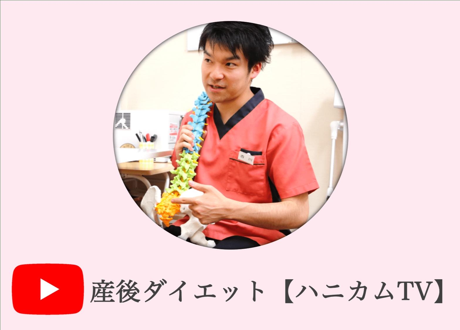 産後ダイエット【ハニカムTV】