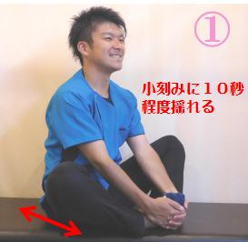 お尻モゾ&ユラ