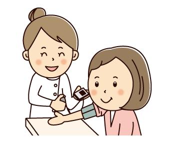 健康_血圧測定
